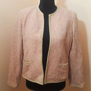 NWT Jones New York Wool Blazer, Size 8 Petite